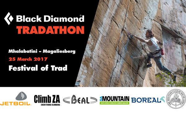 Black Diamond Tradathon 2017 – Magaliesberg