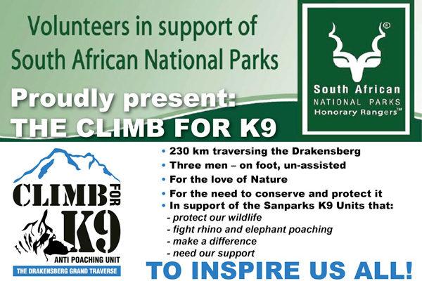 The Climb fo K9