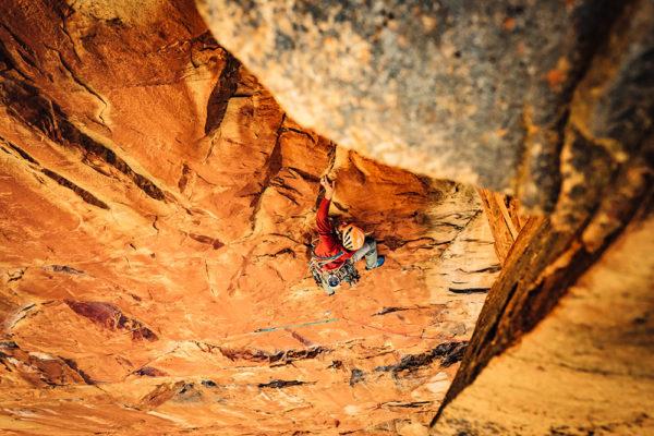 Ruby Supernova – New Route at Slanghoek