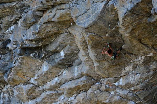 Adam Ondra climbs World's first 9c? - Project Hard