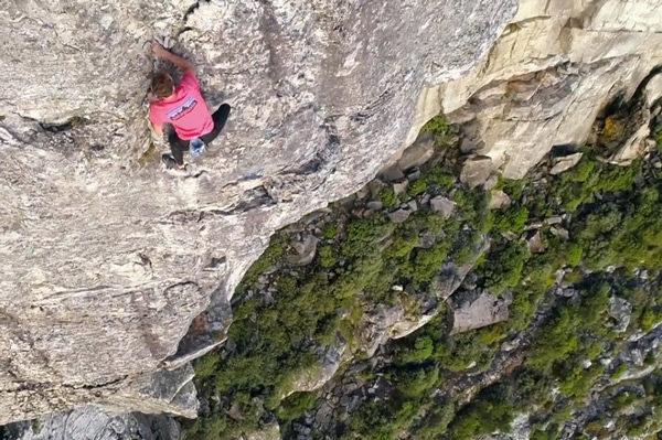 Matt Bush - World of Free Solo Climbing