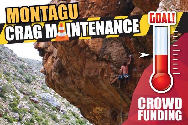 UPDATE: Montagu Crag Maintenance – Stage 1 complete