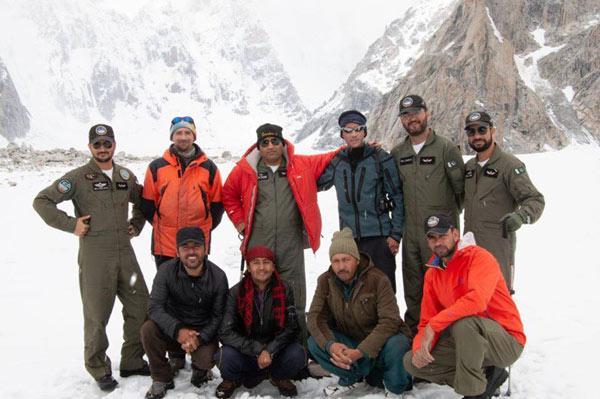 Latok-Rescue-team