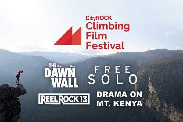 CityROCK Climbing Film Festival