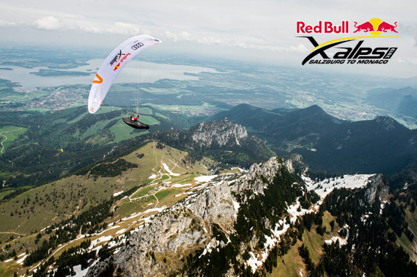 LEAD ATHLETES STORM AHEAD AT RED BULL X-ALPS 2019