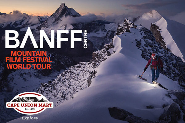 The BANFF Centre Mountain Film Festival is back