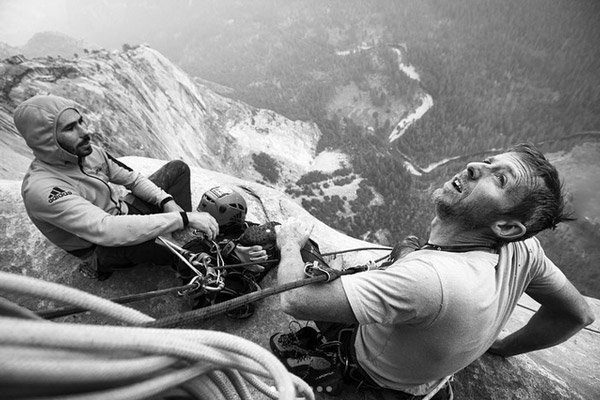 Interview: Tommy Caldwell Talks His and Honnold's New El Cap Free Route